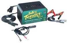 Battery Tender 021-0128 Battery Tender Plus 12V Battery Charger http://shorl.com/dygotujopaja