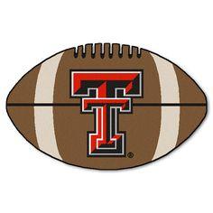Texas Tech Red Raiders NCAA Football Floor Mat (22x35)