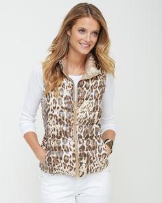 Tommy Bahama - Port Leopard Reversible Vest