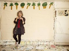 Rose Wylie: The octogenarian painter whose overdue success shames ageist attitudes Rose Wylie, Turner Contemporary, Art Competitions, Arts And Entertainment, Art World, Attitude, Vibrant Colors, Ruth Asawa, Artists
