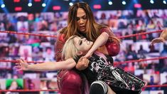 The must-see images of Raw, June 14, 2021: photos Nia Jax, Jeff Hardy, Drew Mcintyre, Wwe Champions, Aj Styles, New Day, Superstar, Bliss