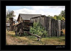 Nevada City Montana by the Gallopping Geezer 1,000,000 + views...., via Flickr