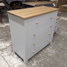 Made in our workshop here in the UK and can be made any size or colour. Get in touch for a quote. Pine Chests, Shaker Style, Grey Paint, Solid Pine, Chest Of Drawers, Plank, Dresser, Rustic, Modern