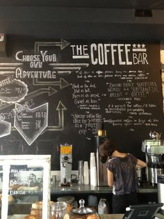 the coffee bar, washington