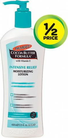Palmer's Intensive Relief Moisturising Lotion 400ml