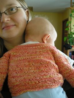 Modified Drops Eyelet Baby Cardigan by Jennifer Little http://www.ravelry.com/patterns/library/modified-drops-eyelet-baby-cardigan