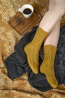 Ravelry: Sydämellinen sukkakirja - patterns