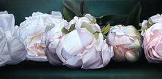 Horizontal Peonies Painting by Thomas Darnell Peony Drawing, Peony Painting, Garden Painting, Painting Prints, Fine Art Prints, Flower Paintings, Drawing Flowers, Canvas Prints, Framed Prints