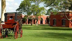 Estancia La Bamba, Orígenes de San Antonio de Areco