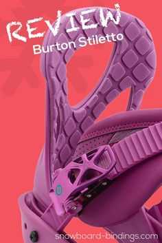 The new Burton Stiletto, entry level performance with an attractive price. Snowboard binding especially made for women! Snowboard Bindings, Entry Level, Winter Snow, Snowboarding, Powder, Women, Style, Snow Board, Swag