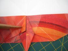 Pap guirlanda | Transformando papéis e tecidos em surpresas!!