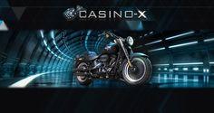 Турнир «Харлей» в игровом клубе Casino-X.