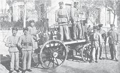 1901 - Bomberos de Madrid