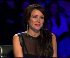 Dannii Minogue's Designer Earrings X Factor! — Lady Moor's Lover Online Store http://www.ladymoorslover.com.au/products/double-chained-earrings-gold-zelia-horsley