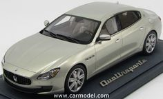BBR-MODELS P1861A 1/18 MASERATI QUATTROPORTE DETROIT PRESS VERSION 2012 Skala:: 1/18Code: P1861AFarbe: MOONSTONE METMaterial: HarzAnmerkung: LIMITED 100 ITEMS