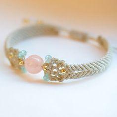 #gemstone #gemstones #crystals #macrame #handmade #handcrafted #bracelet #jewelry #diy