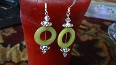 Spinning Circles Earrings
