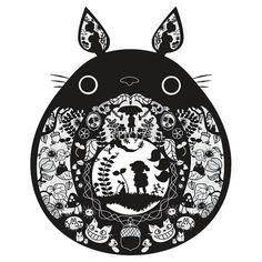 【18400+ views】Totoro
