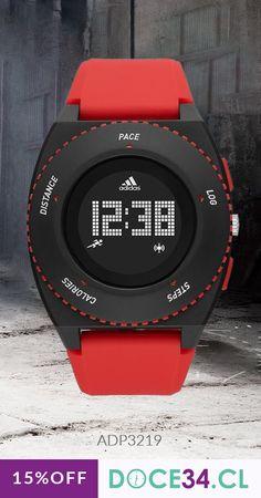 ad63676276b7 El Reloj Adidas ADP3219 tiene en especial la capacidad de brindarte las  horas