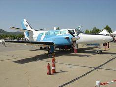 Selex Galileo Ltd Cessna F406 Caravan II