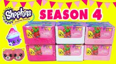 Season 4 Shopkins Blind Baskets Petkins Rare Shopkins Videos for children ToxMagic - Here we are unboxing the brand new Season 4 Shopkins and Petkins blind baskets, and we get a few ultra rares! A fun toy video for kids. Enjoy!