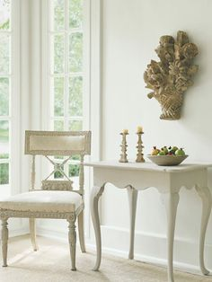 The Enchanted Home: accessories arranging