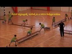 Bemelegítés és labdás előkészítő feladatok az U8 korosztálynak. - YouTube Taekwondo, Crossfit Kids, Pe Activities, Plyometrics, Exercise For Kids, I Work Out, Physical Education, Games For Kids, Badminton
