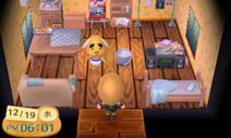 Animal Crossing: New Leaf - Sloppy Series furniture Animal Crossing Wiki, Crazy Games, Calm Before The Storm, Police Station, New Leaf, Lost & Found, Creative Art, Art Inspo, More Fun