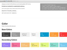 10 Cool Style Guides for Inspiration - UltraLinx