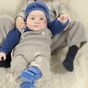 Dungarees in Organic Merino Wool by Disana - £21.99 : Cambridge Baby, Organic Natural Clothing
