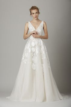 Gown Collection - Bridal   Lela Rose - The Vineyard Gown