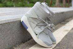 new product c8fa6 a6bb9 Nike Air Fear of God 1 Light Bone Black AR4237-002