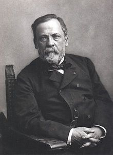 Louis Pasteur - French chemist and microbiologist renowned for his discoveries of the principles of vaccination, microbial fermentation and pasteurization. Photo by Felix Nadar.