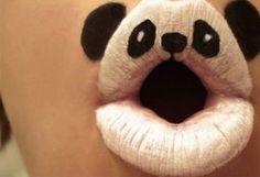 Panda Lips :D