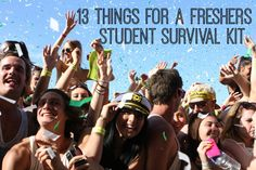From Gift voutures to glowsticks check out this list freshers-student-survival-kit