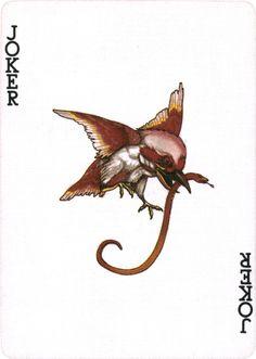 Joker Playing Card, Tattoos, Day, Cards, Tattoo, A Tattoo, Maps, Tattoo Ink, Time Tattoos