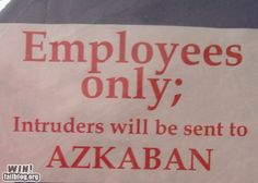 And no one gets out of Azkaban