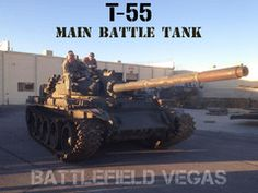 Battlefield Vegas. Toured this place today. Way cool!