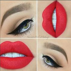Makeup Artist ^^ | delineado  https://pinterest.com/makeupartist4ever/