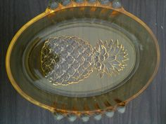 Pineapple serving bowl. I have this!