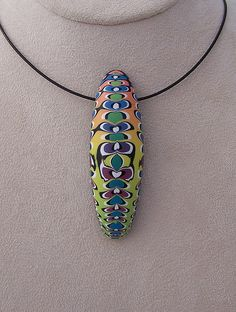evolved Lizard tails - pendant | Flickr - Photo Sharing!