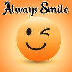 best smile dp for whatsapp