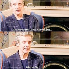 I don't remember 'Doctor Who' not being part of my life, and it became a part of growing up, along with The Beatles, National Health spectacles, and fog. And it runs deep. It's in my DNA. Peter Capaldi http://www.brainyquote.com