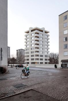 Architecture Details, Modern Architecture, Studio Build, Grid, Tower, Rest, Street View, Facades, Building
