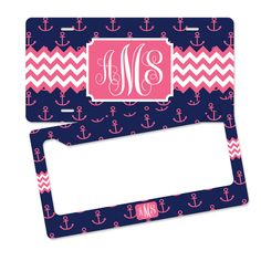Check out these Custom License Plate Frames ! These are a perfect gift for friends and family or a special treat for yourself.Custom License Plate Frames:– Ful