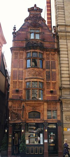 Mr Tom's Chop House, Manchester