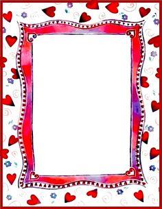 Pocket Scrapbooking, Scrapbook Paper, Digital Scrapbooking, Frame Background, Background Patterns, Image Frames, Valentine Crafts, Valentines, Boarders And Frames