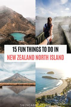 15 Free & Cheap Things to do in New Zealand North Island - Shellie Deme Brisbane, Melbourne, Sydney, New Zealand North, Visit New Zealand, New Zealand South Island, Auckland New Zealand, New Zealand Itinerary, New Zealand Travel Guide