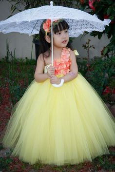yellow tutu dress |Pinned from PinTo for iPad|