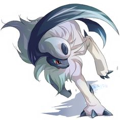 Absol. Flawless.